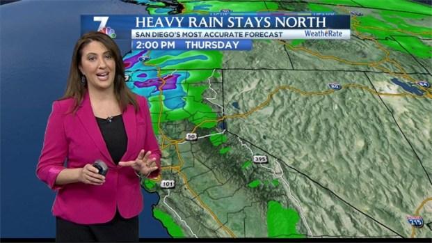 [DGO] Jodi Kodesh's Morning Forecast for Thursday Nov. 29, 2012