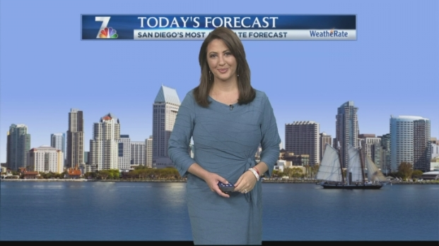 [DGO] Jodi Kodesh's Morning Forecast for Wednesday Nov. 7, 2012