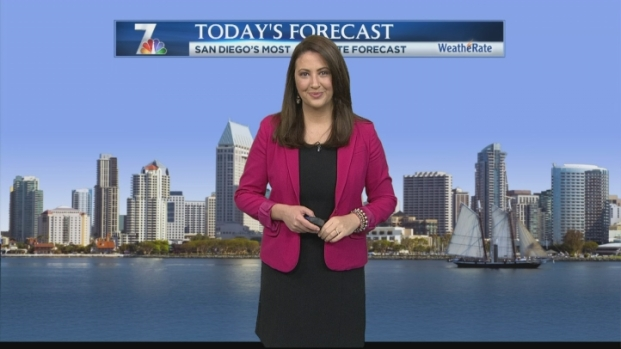 [DGO] Jodi Kodesh's Morning Forecast for Monday, Dec. 31, 2012