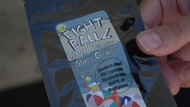 [DGO] Synthetic Drugs Seized in Escondido