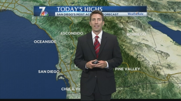 [DGO] Greg Bledsoe's Noon Forecast for Friday Aug 17, 2012