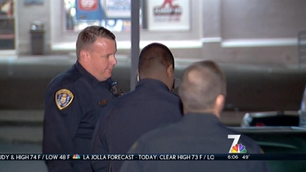 [DGO]Officer Punched Outside 7-Eleven