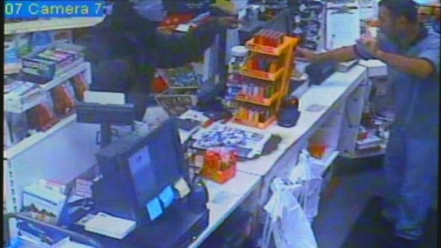 [DGO] Customer and Clerk Robbed at Gunpoint