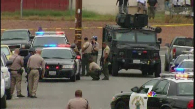 [DGO] CHP Officer Shoots Suspect