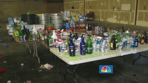 [DGO] Man Busted for Party in Warehouse