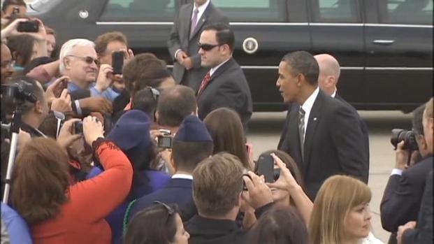 [BAY] President Obama in Bay Area