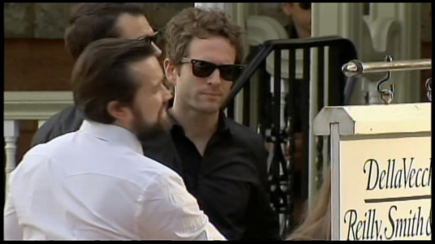 [PHI] Friends, Family Gather for Ryan Dunn Memorial