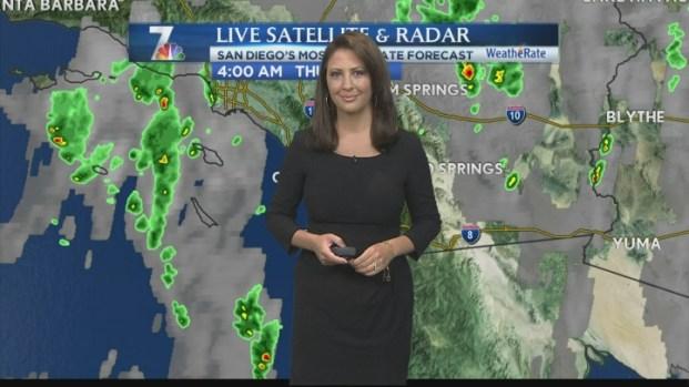 [DGO] Jodi Kodesh's Morning Forecast for Thursday Oct. 11, 2012