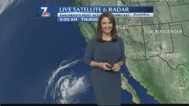 [DGO] Jodi Kodesh's Morning Forecast for Thursday Oct. 18, 2012
