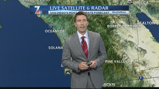 [DGO] Greg Bledsoe's Midday Forecast for Friday September 14, 2012