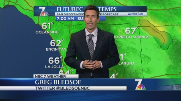 [DGO] Greg Bledsoe's Forecast for Sat. 11-03-12