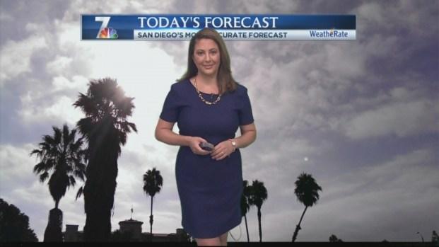 [DGO] Jodi Kodesh's Morning Forecast for Tuesday, Oct. 7, 2014