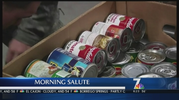 [DGO] Grey Wolf Soldiers Host Food Drive