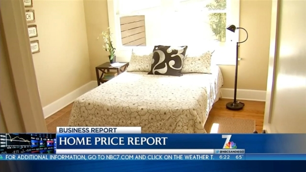 [DGO]Home Prices Rise in San Diego