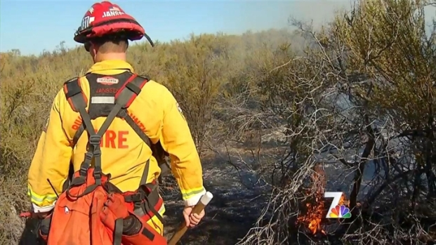 [DGO] Firefighters Continue to Battle Chihuahua Fire