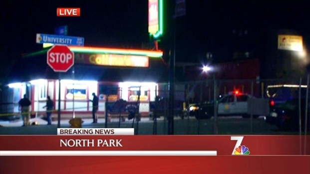 [DGO] Officer Shoots 'Violent' Suspect in North Park