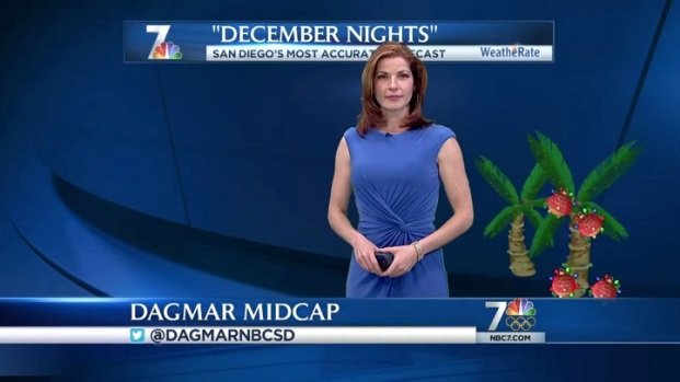 [DGO] Dagmar Midcap's December Nights Forecast for Friday, December 6