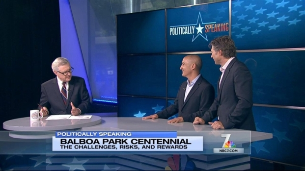 [DGO]Challenges and Rewards of Balboa Park Centennial