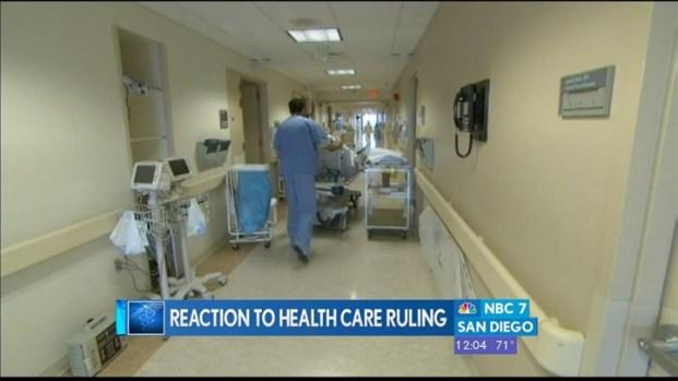 [DGO] Locals Respond to Healthcare Ruling