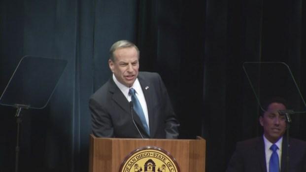 [DGO] City on the Mend, Mayor Filner Says