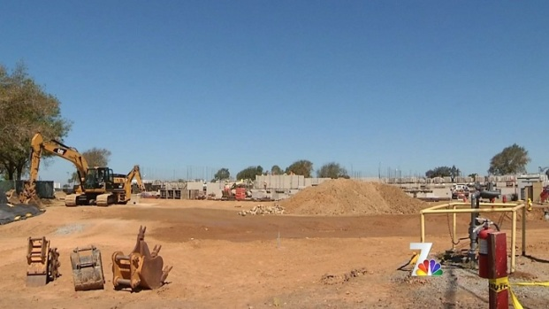 [DGO] School Construction Questioned by Contractor