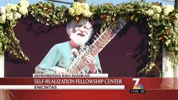 [DGO] 'Jewel of India' Ravi Shankar Honored