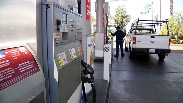 [DGO] Gas Pump Prices Up for Spring