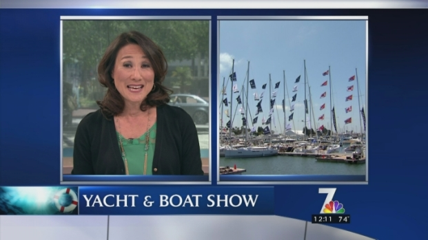 [DGO] Yacht in Boat Show in SD