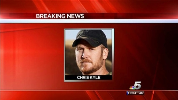 [DFW] Chris Kyle's Truck Recovered In Dallas County