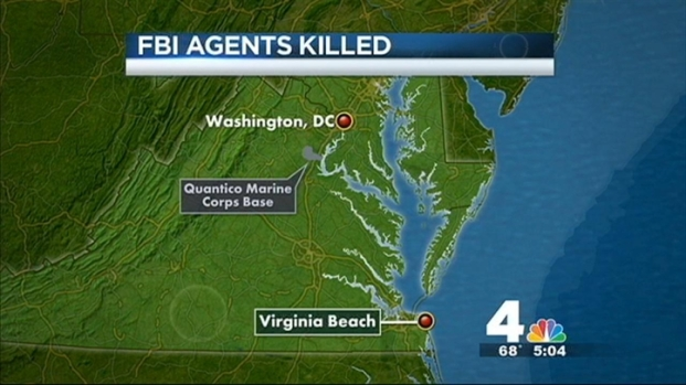 [DC] FBI Agents Killed