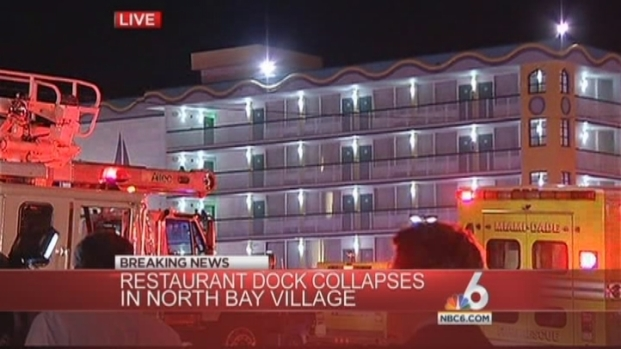 [MI] 33 Injured After Deck of Shuckers Bar & Grill Collapsed: Authorities