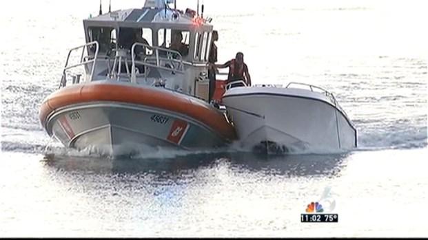 [MI] 4 Dead, 11 Rescued After Boat Capsizes off Miami Beach: Coast Guard