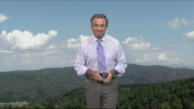 [DGO] Whitney Southwick's Noon Forecast for Thursday Aug. 30, 2012