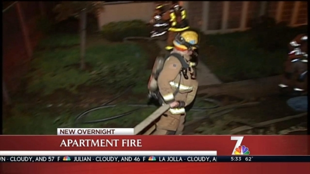 [DGO] Woman Escapes La Mesa Fire