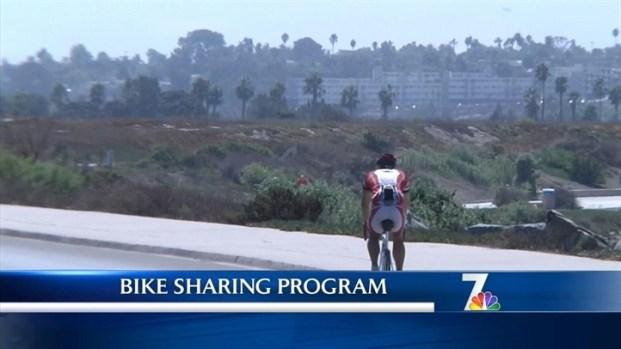 [DGO] San Diego to Start Bike-Sharing Program