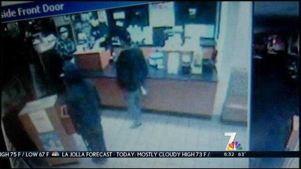 [DGO] Denny's Restaurant in National City Robbed