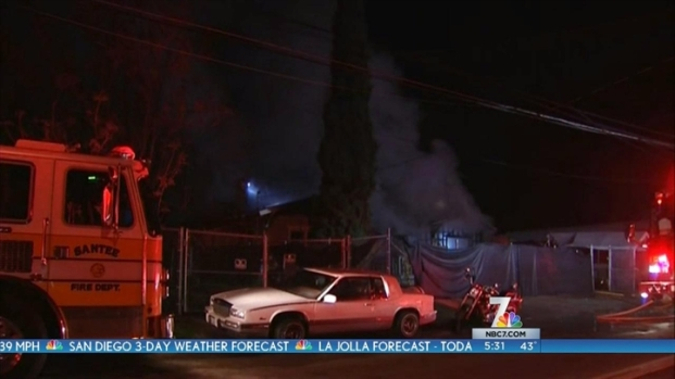 [DGO] Pet Dies in Lakeside House Fire