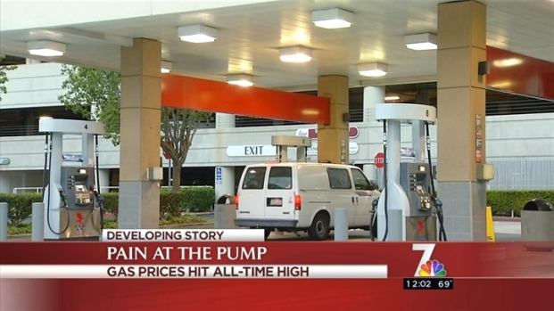 [DGO] Drivers Frustrated Over Gas Prices