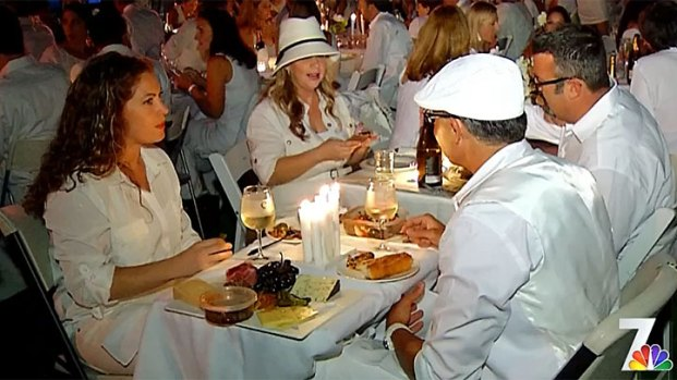 [DGO] Diner En Blanc in San Diego