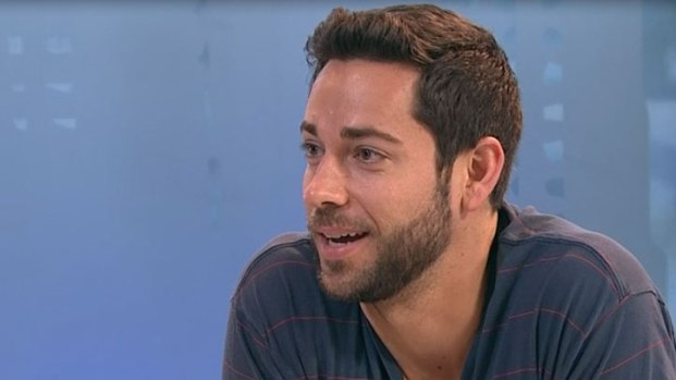 "[DGO] Zachary Levi Brings ""Conversations with a Smile"""