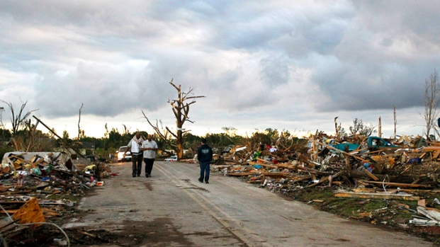 [NATL] Deadly Weather Tears Through South