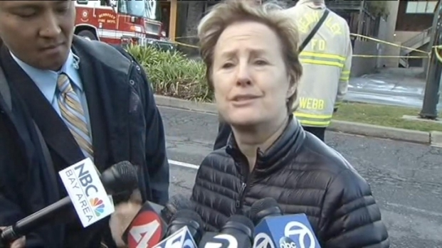 [BAY] Raw Video: Alice Waters on Fire at Chez Panisse