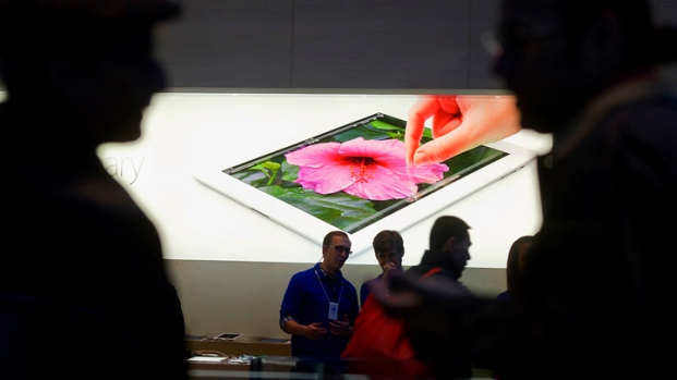 [BAY] Apple Opens Up Wallet, Spends Some Cash