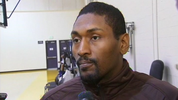 [LA] Artest on Citizenship: It's Just Giving People Opportunities