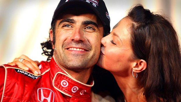 [NATL] IndyCar Champ On Racy Wife Ashley Judd