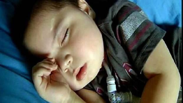 [DGO] Mold Threatens Baby Izaiah's Recovery