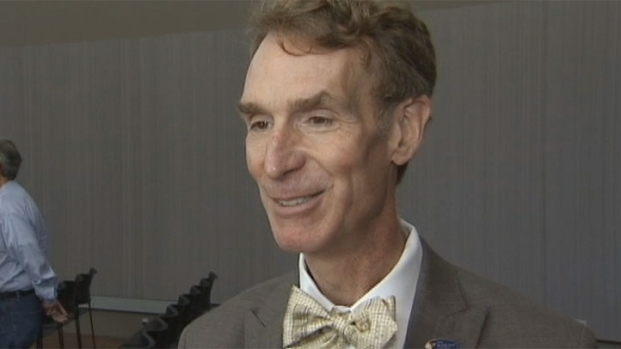 [LA] Bill Nye the Science Guy on Space Exploration