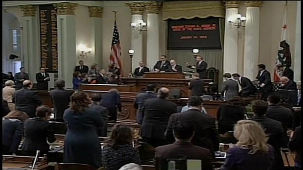 [BAY] Brown Pokes Fun at GOP Lawmakers