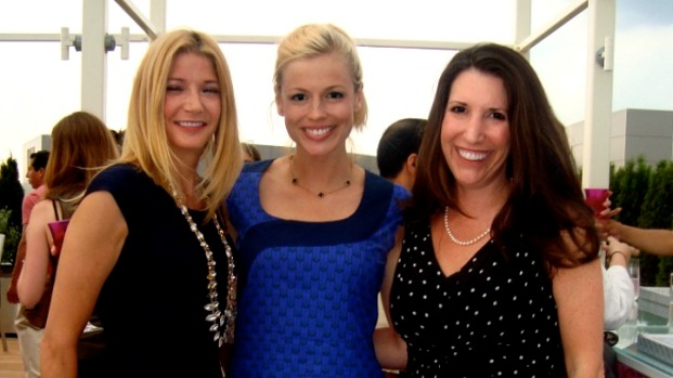 Candace Bushnell Debuts 'Summer and the City'