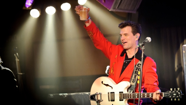 Chris Isaak @ the Belly Up